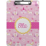 Princess Carriage Clipboard (Personalized)