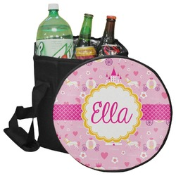 Princess Carriage Collapsible Cooler & Seat (Personalized)