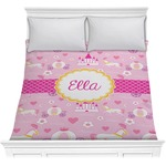Princess Carriage Comforter (Personalized)