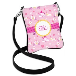 Princess Carriage Cross Body Bag - 2 Sizes (Personalized)