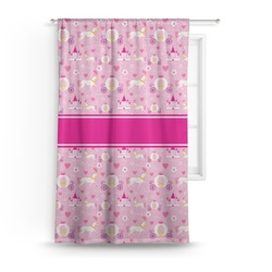 Princess Carriage Curtain (Personalized)