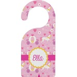 Princess Carriage Door Hanger (Personalized)