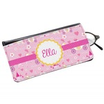 Princess Carriage Genuine Leather Eyeglass Case (Personalized)
