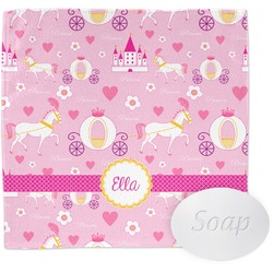Princess Carriage Wash Cloth (Personalized)