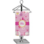 Princess Carriage Finger Tip Towel - Full Print (Personalized)