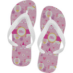 Princess Carriage Flip Flops (Personalized)