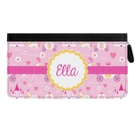 Princess Carriage Genuine Leather Ladies Zippered Wallet (Personalized)