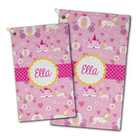 Princess Carriage Golf Towel - Full Print w/ Name or Text