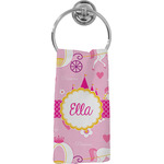 Princess Carriage Hand Towel - Full Print (Personalized)