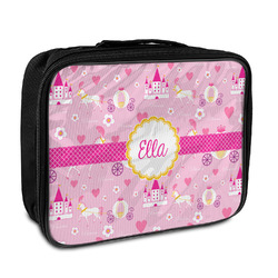 Princess Carriage Insulated Lunch Bag (Personalized)