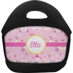 Princess Carriage Toddler Lunch Tote (Personalized)
