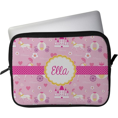 "Princess Carriage Laptop Sleeve / Case - 12"" (Personalized)"