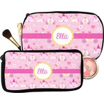 Princess Carriage Makeup / Cosmetic Bag (Personalized)