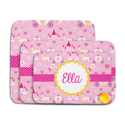 Princess Carriage Memory Foam Bath Mat (Personalized)