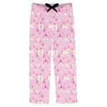 Princess Carriage Mens Pajama Pants (Personalized)
