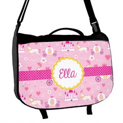 Princess Carriage Messenger Bag (Personalized)