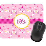 Princess Carriage Mouse Pad (Personalized)