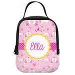 Princess Carriage Neoprene Lunch Tote (Personalized)