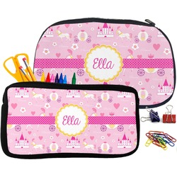 Princess Carriage Pencil / School Supplies Bag (Personalized)