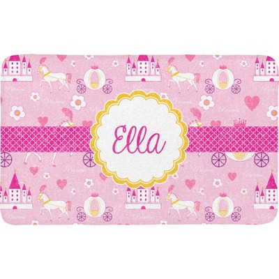 Princess Carriage Bath Mat (Personalized)