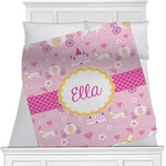 Princess Carriage Blanket (Personalized)