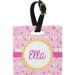Princess Carriage Luggage Tags (Personalized)