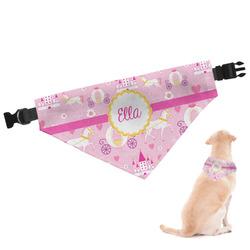 Princess Carriage Dog Bandana (Personalized)