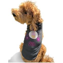 Princess Carriage Black Pet Shirt - Multiple Sizes (Personalized)