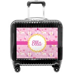 Princess Carriage Pilot / Flight Suitcase (Personalized)