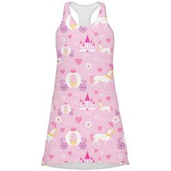 Princess Carriage Racerback Dress (Personalized)