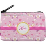 Princess Carriage Rectangular Coin Purse (Personalized)