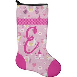 Princess Carriage Christmas Stocking - Neoprene (Personalized)