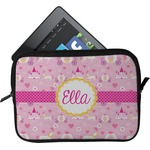 Princess Carriage Tablet Case / Sleeve (Personalized)