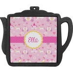 Princess Carriage Teapot Trivet (Personalized)