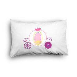 Princess Carriage Pillow Case - Toddler - Graphic (Personalized)