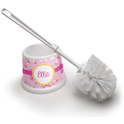 Princess Carriage Toilet Brush (Personalized)