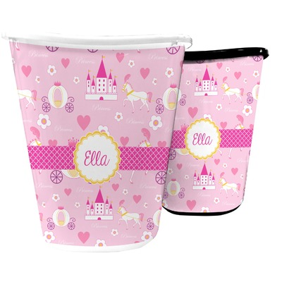 Princess Carriage Waste Basket (Personalized)