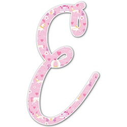 Princess Carriage Letter Decal - Custom Sizes (Personalized)