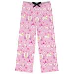 Princess Carriage Womens Pajama Pants (Personalized)