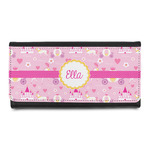 Princess Carriage Leatherette Ladies Wallet (Personalized)