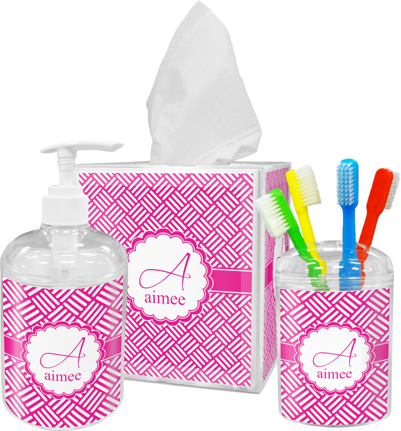 hashtag toothbrush holder personalized youcustomizeit