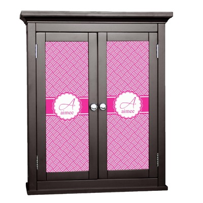 Hashtag cabinet decal custom size personalized for Bathroom design hashtags