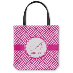 Hashtag Canvas Tote Bag (Personalized)