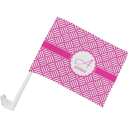 Hashtag Car Flag (Personalized)