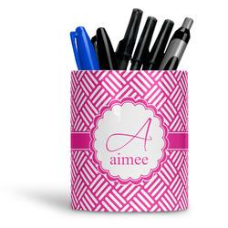 Hashtag Ceramic Pen Holder