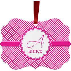 Hashtag Ornament (Personalized)