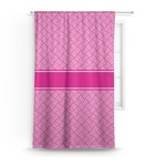Square Weave Curtain (Personalized)