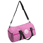 Square Weave Duffel Bag (Personalized)