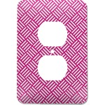 Hashtag Electric Outlet Plate (Personalized)