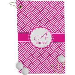 Hashtag Golf Towel - Full Print (Personalized)